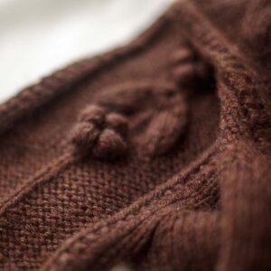 Кашемировые перчатки вязание спицами